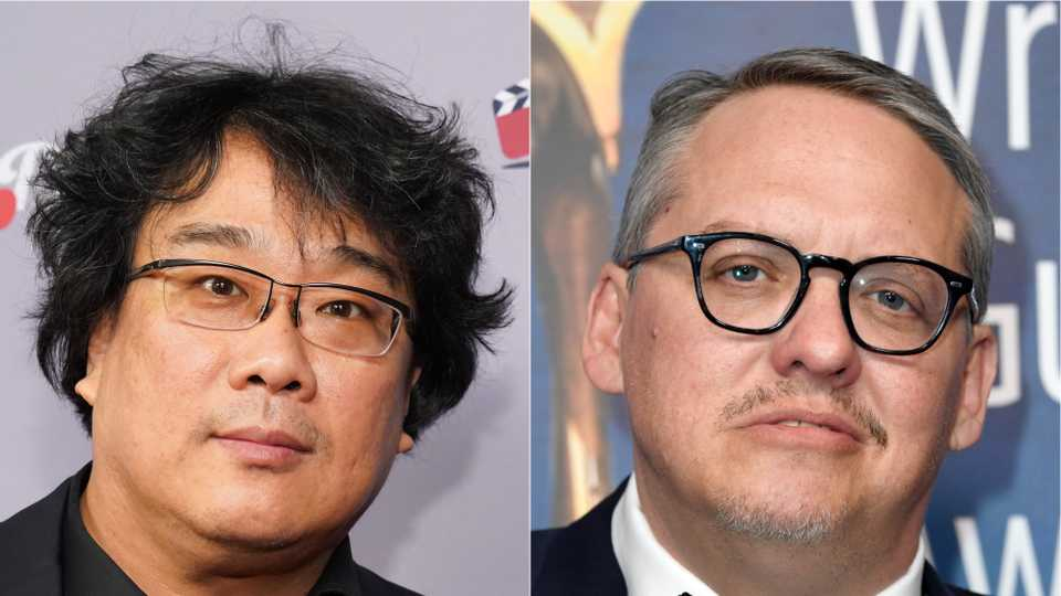 Bong Joon Ho And Adam McKay Turning Parasite Into A Miniseries