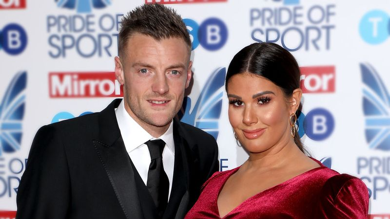 Rebekah Vardy introduces newborn daughter and reveals traditional name