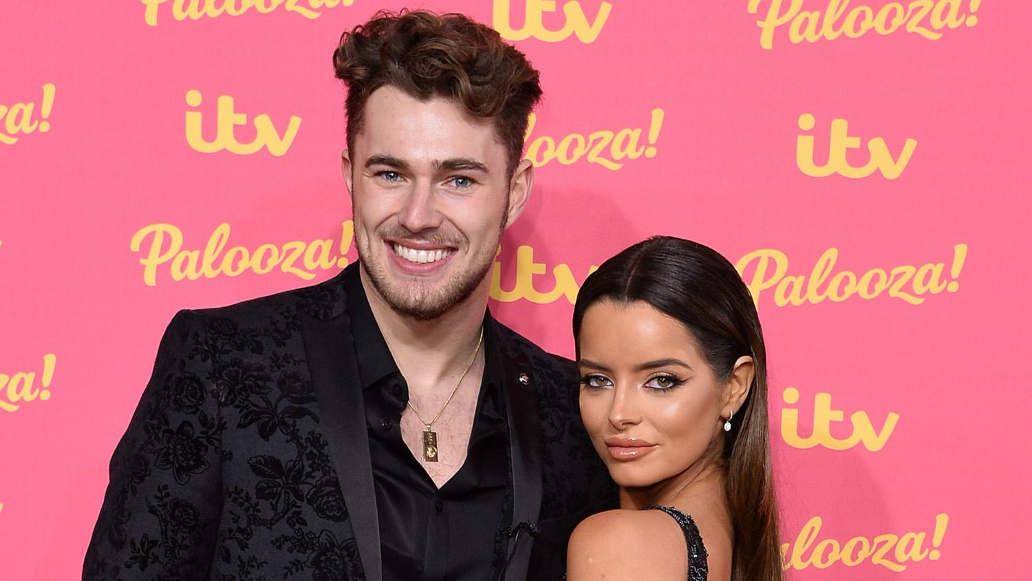 Love Island's Curtis Pritchard opens up about 'cheating' rumours