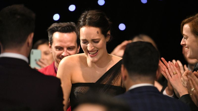 All The Pictures You've Yet To See From the 2020 Critics' Choice Awards