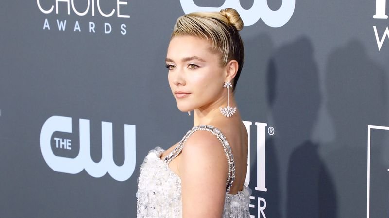Florence Pugh Has The Best Reaction To An Oscar Nomination We've Ever Seen