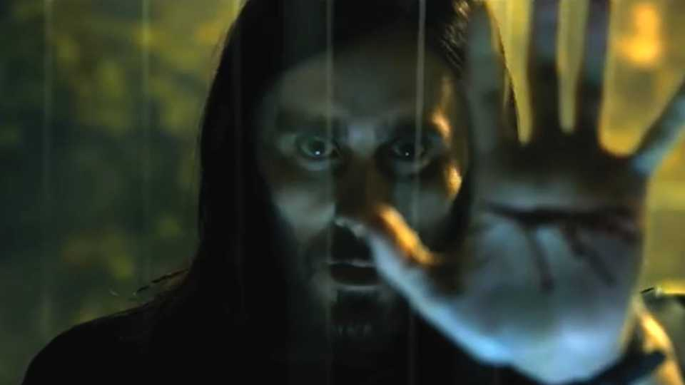 Morbius Trailer: Jared Leto's Out For Blood