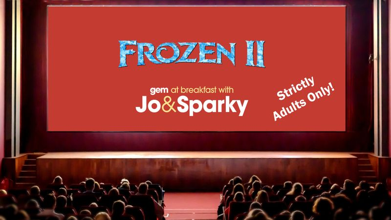 Win tickets to an adults only screeing of Frozen 2 ☃