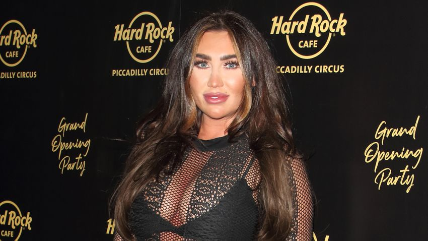 Lauren Goodger embroiled in new bum riddle