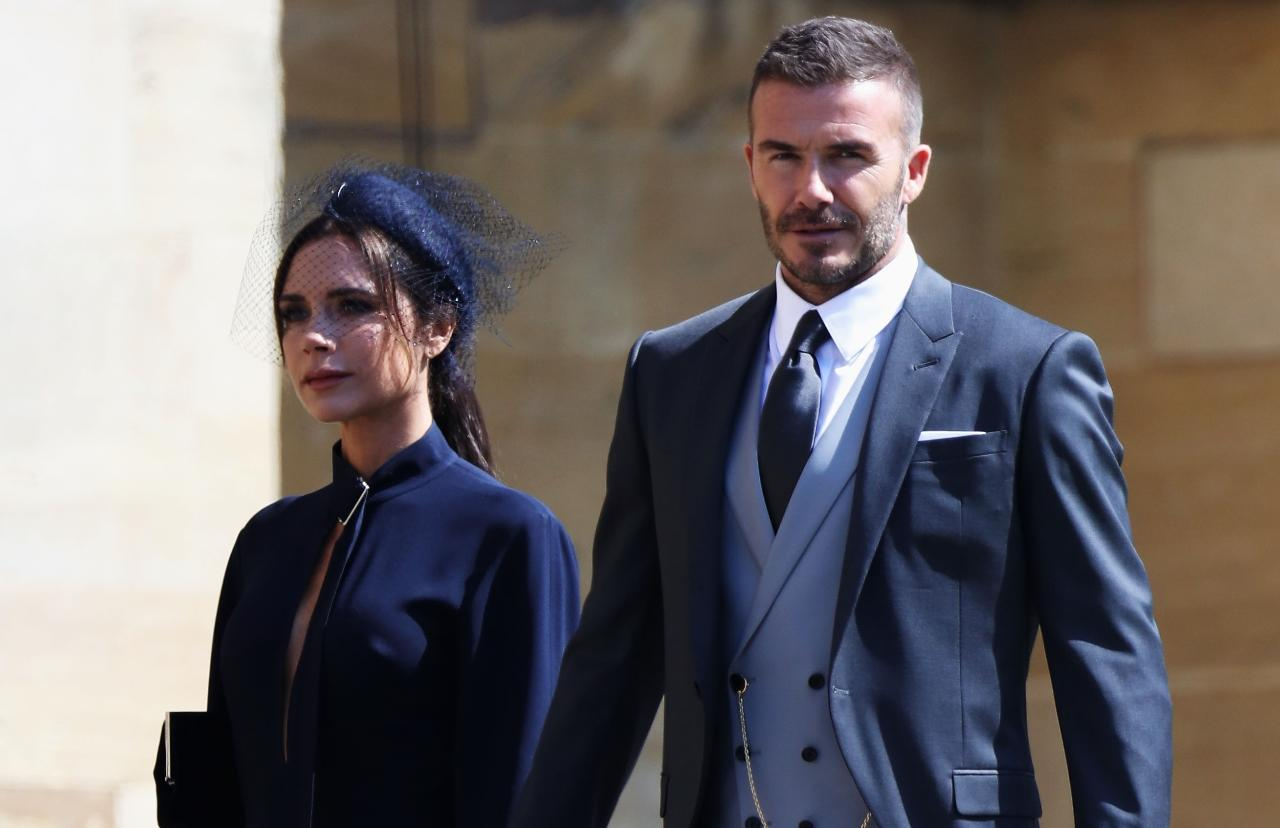 Victoria and David Beckham strained as David eyes up acting roles