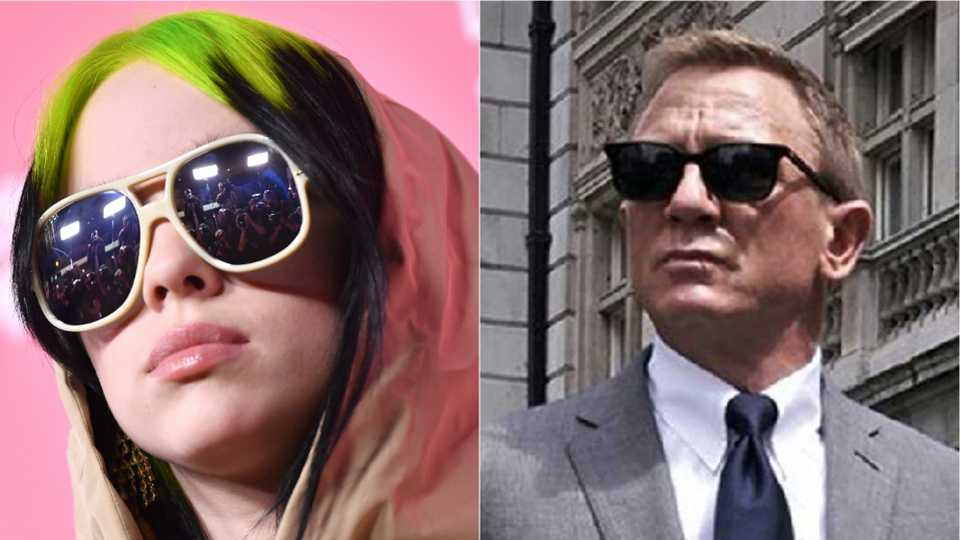 No Time To Die: Billie Eilish To Co-Write And Sing The Latest Bond Theme