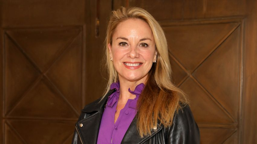 EastEnders' Tamzin Outhwaite moves in with toyboy boyfriend