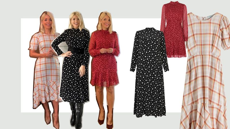 Where To Buy Holly Willoughby's Best Affordable Dresses