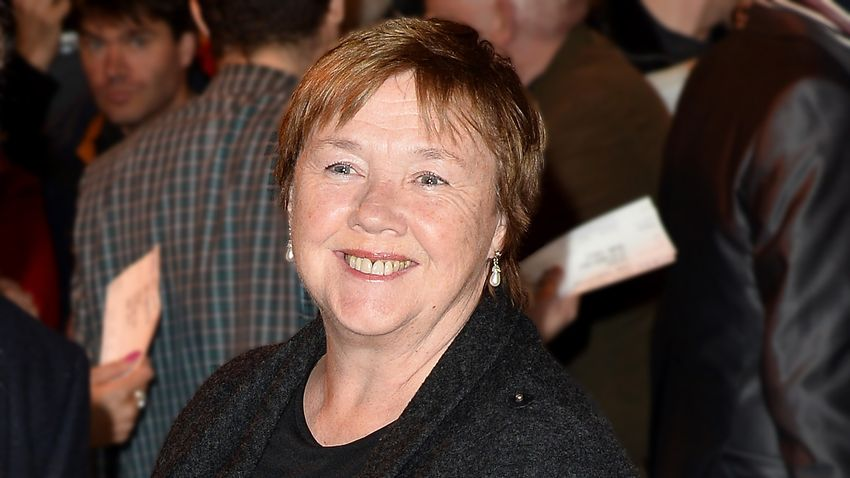 Pauline Quirke's health pledge following 3st weight loss