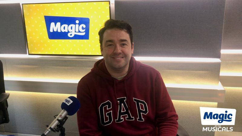 Jason Manford to host the Olivier Awards 2020 for the third time