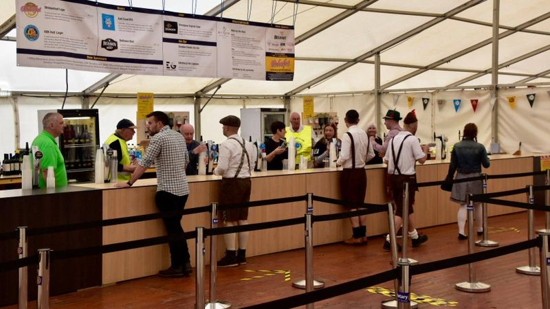 Dundee's annual Oktoberfest cancelled due to rising costs and low turnout