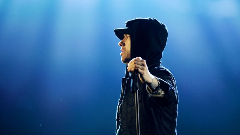 Eminem Criticised For Insensitive Lyric About The Manchester Attack
