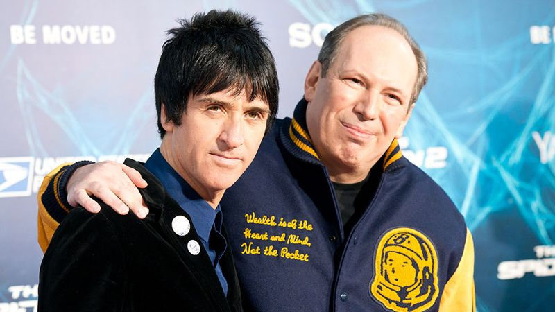 Johnny Marr is recording James Bond: No Time To Die score with Hans Zimmer