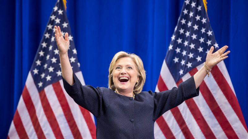 Hillary Clinton is getting her own show on Hulu