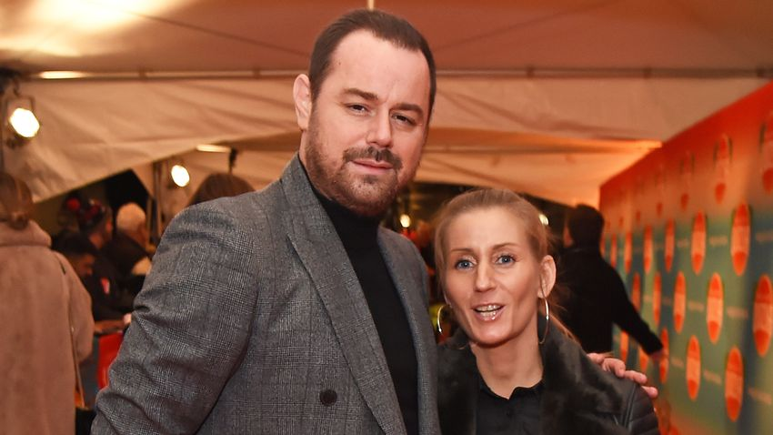 Danny Dyer and wife Joanne Mas set to renew wedding vows