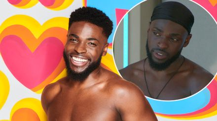 Love Island Fans Divided Over Sneaky Mike Boateng Entertainment Heat