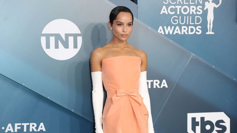 Zoe Kravitz Just Wore Gloves, Fashion's Favourite New Accessory