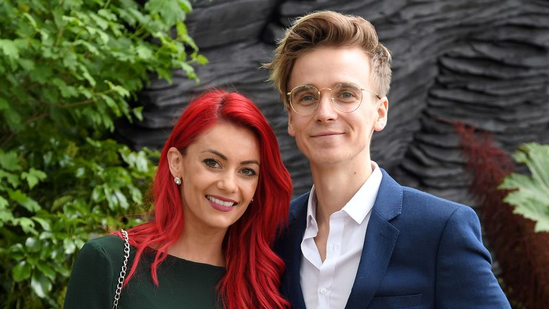 Joe Sugg and Dianne Buswell respond to engagement and pregnancy rumours