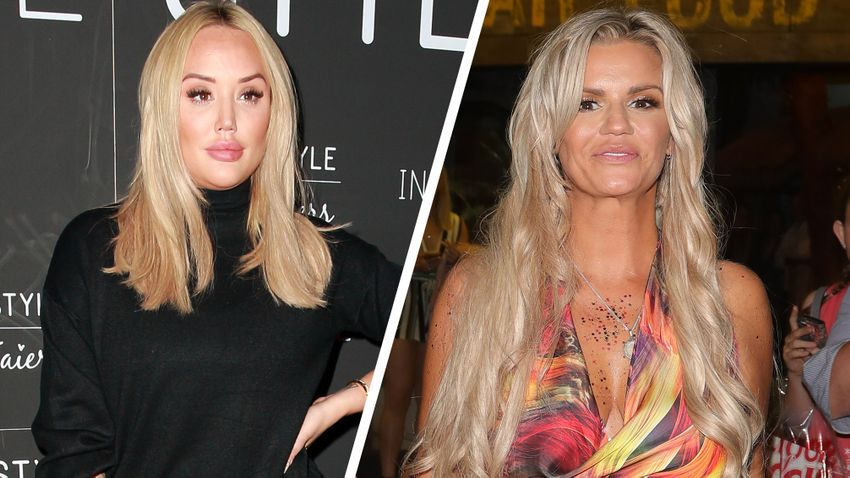 Kerry Katona slammed for cruel comments about Charlotte Crosby