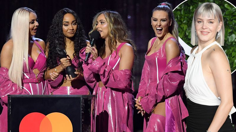 Fans convinced Anne-Marie and Little Mix are releasing a collab after 'pink' clues