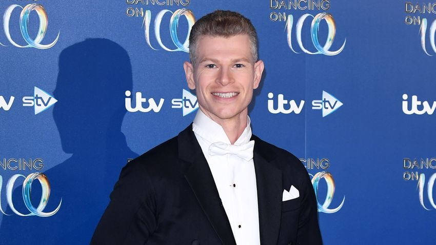 Dancing on Ice cast concerned for professional skater Hamish Gaman