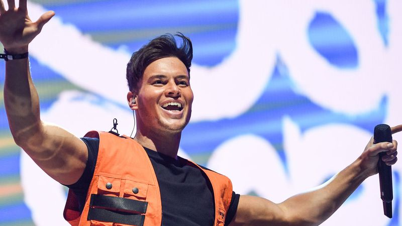 Joel Corry: The DJ whose song 'Sorry' was a Love Island anthem