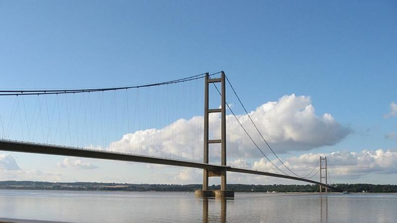 Humber Bridge to look at installing intercom to improve public safety