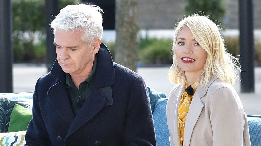Holly Willoughby and Philip Schofield: 'Poisonous clashes'