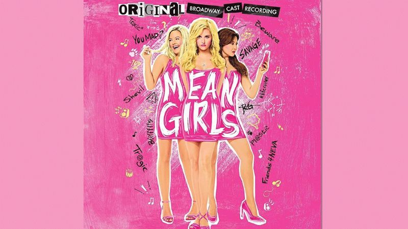 There is a Mean Girls theatre show AND musical film heading our way!