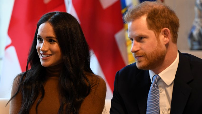 Manipulative Meghan... and reclusive Harry?