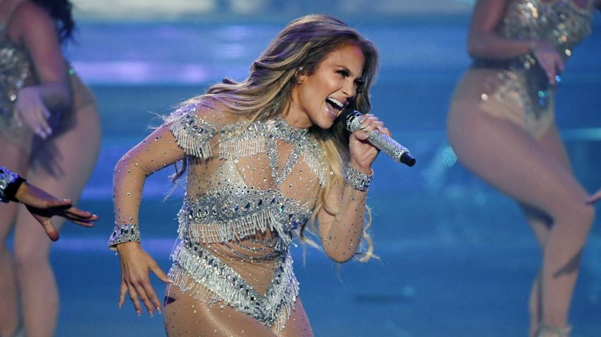 No, That's Not Jennifer Lopez Singing Some Of Your Favourite Jennifer Lopez Songs