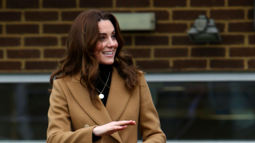 Kate Wore A Touching Tribute To Her Three Little Ones