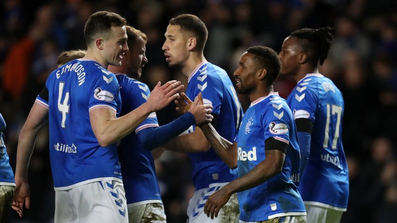 Joe Aribo: Rangers players can learn so much from 'Uncle' Jermain Defoe