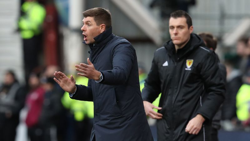 Wail of the century for Gerrard as Gers flop at Tynecastle