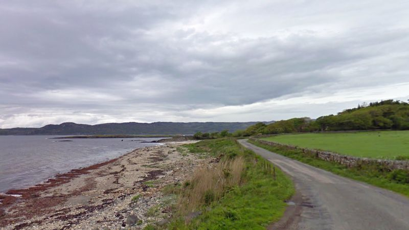Man and woman die after car plunges into loch