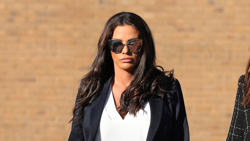 Katie Price relying on 'rich' new lover to help with money troubles