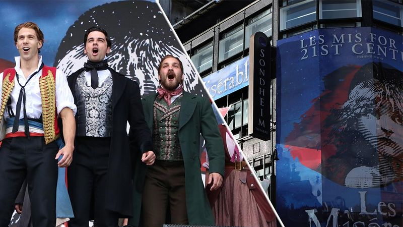 Les Mis: Where is it showing, latest cast updates and star performances