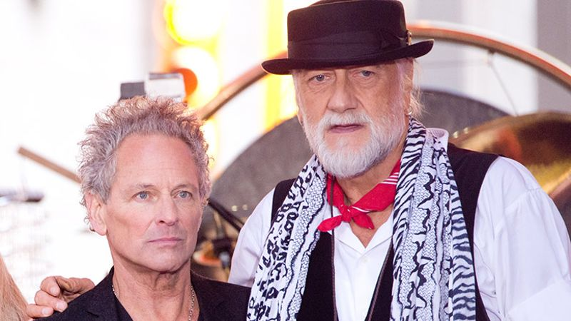 Fleetwood Mac rule out ever reuniting with Lindsey Buckingham