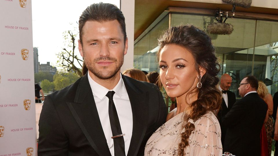 Michelle Keegan Warns Mark Wright To Put Their Marriage First Closer