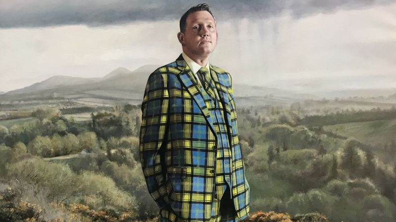 It's official - Doddie is a National treasure!