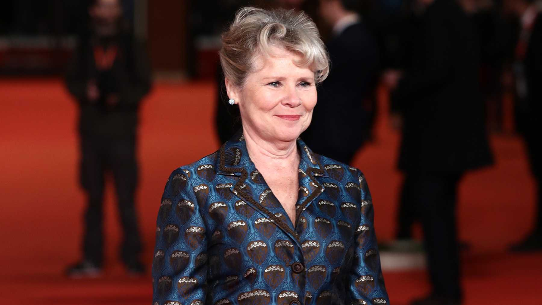 The Crown To End With Season 5 Imelda Staunton To Play The Queen Tv Empire