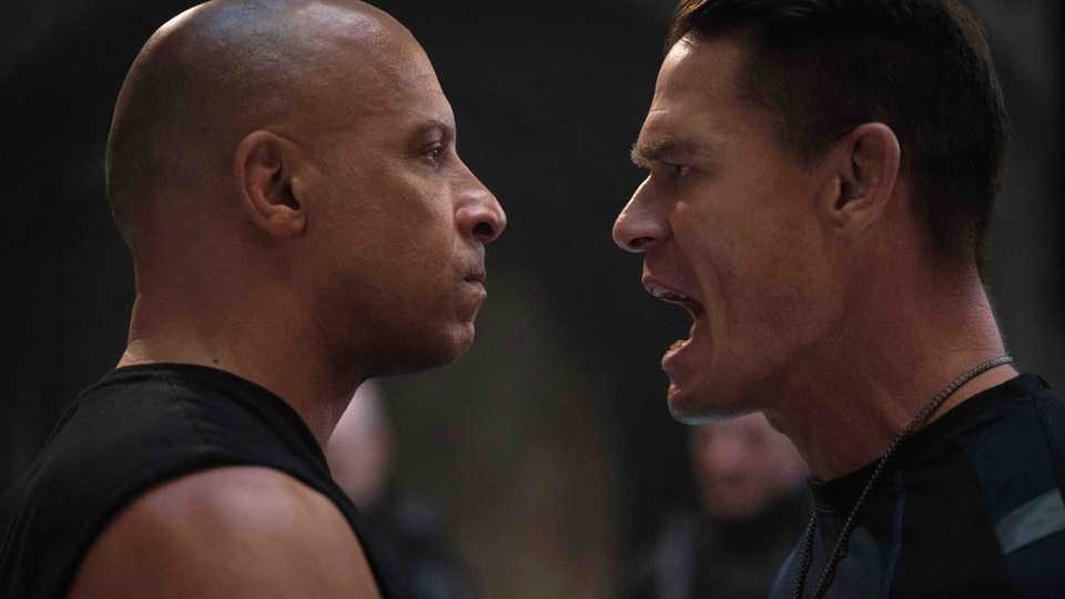 Fast & Furious 9: It's Family With A Twist In The First Trailer