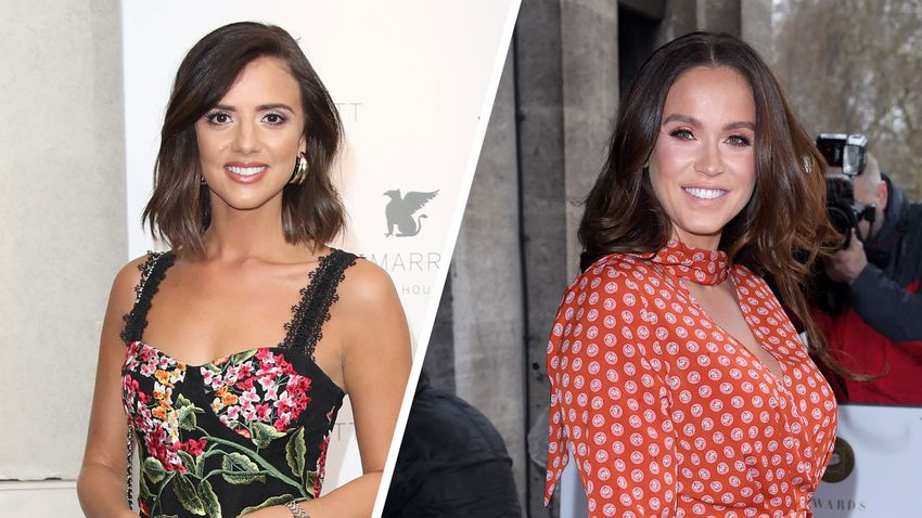 Vicky Pattison praises Lucy Mecklenburgh for 'naming and shaming' trolls