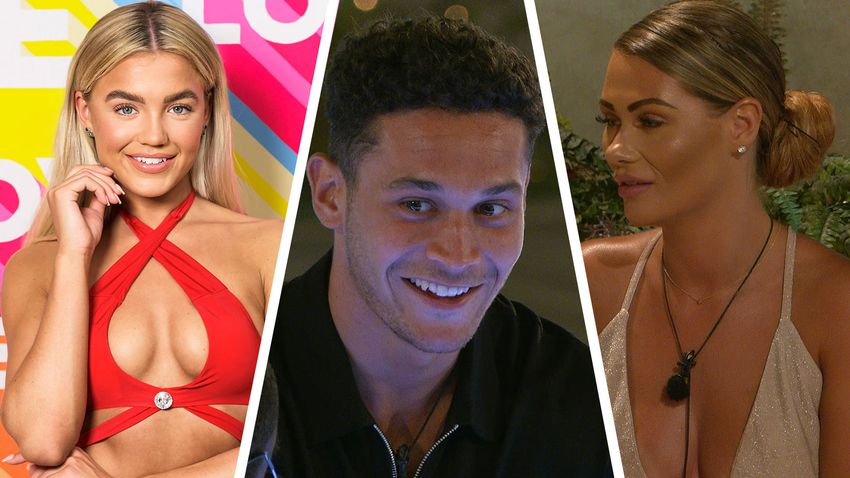Love Island: fans divided over Callum Jones and Shaughna Phillips