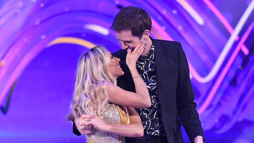 Dancing on Ice's Kevin Kilbane and Brianne Delcourt are engaged