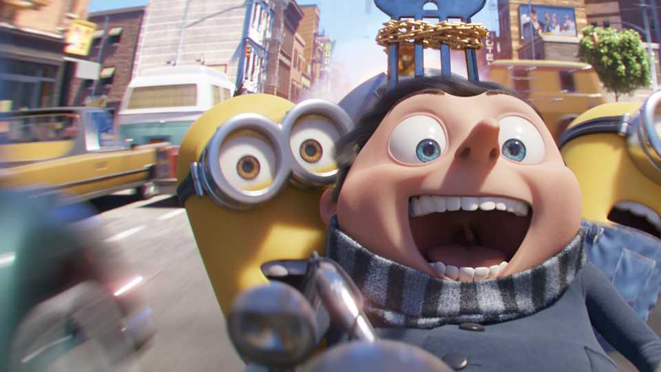 First Trailer For Minions 2: The Rise Of Gru