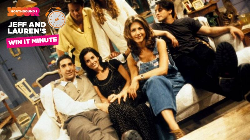 Win it Minute: What is Rachel's last name in the sitcom Friends?
