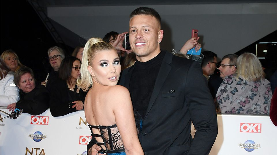 Olivia and Alex Bowen show fans their HUGE new home with a pond in the garden