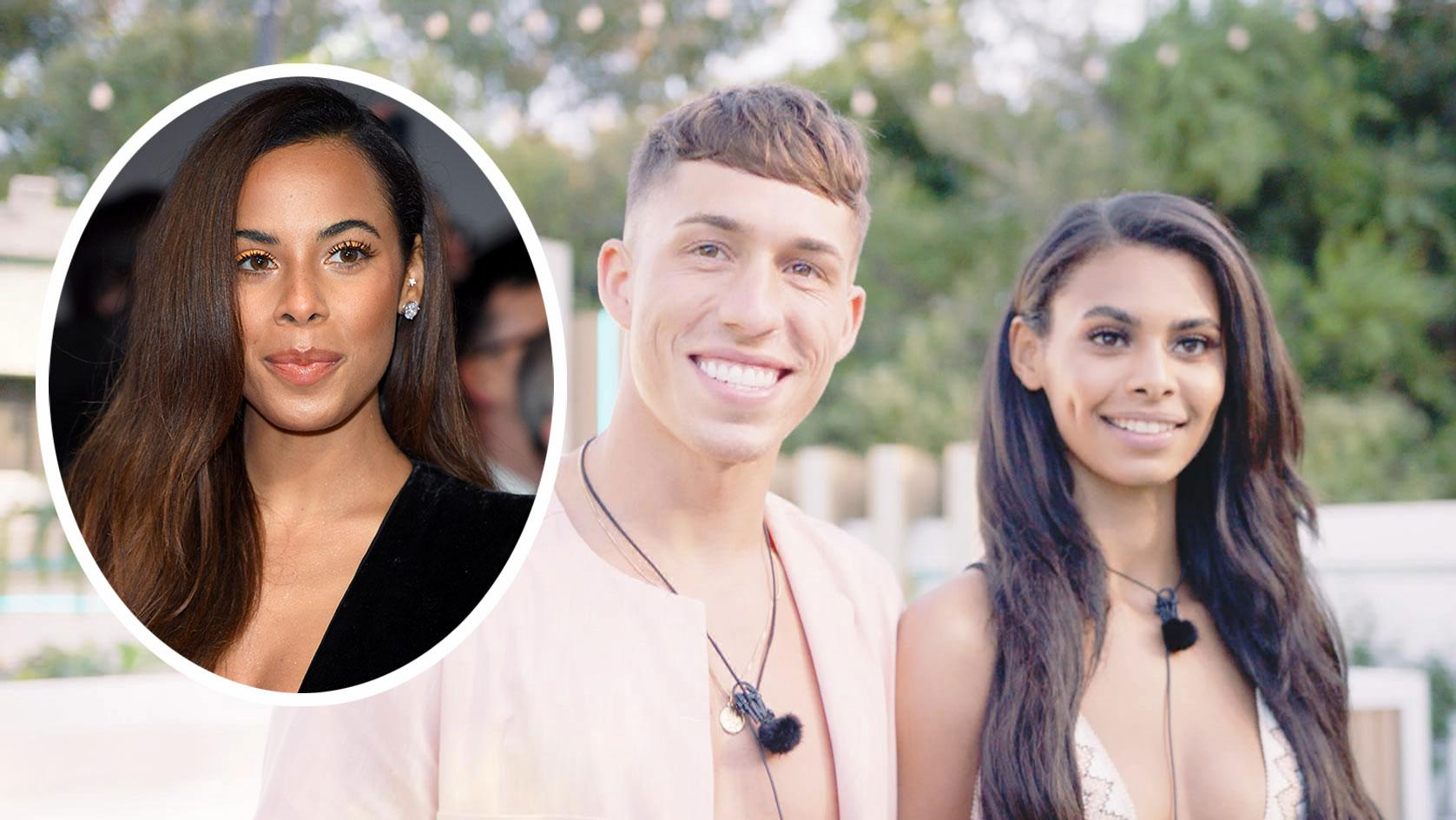 Sophie Piper Reveals What Sister Rochelle Humes Really Thinks Of Connor Durman Entertainment Heat