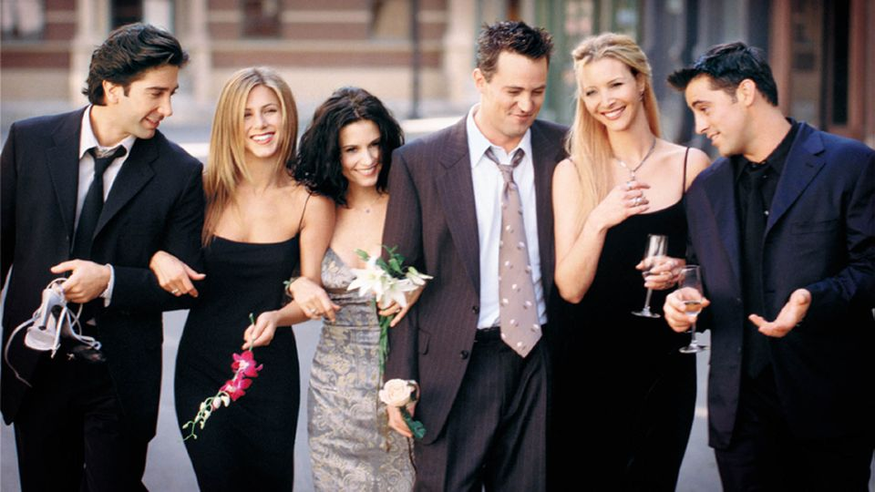 The Cast Of Friends: Then And Now
